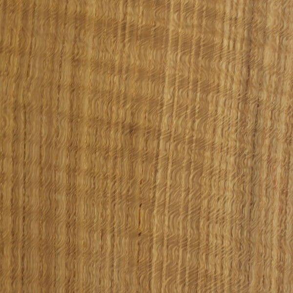 Quarter Sawn White Oak Wood Sample